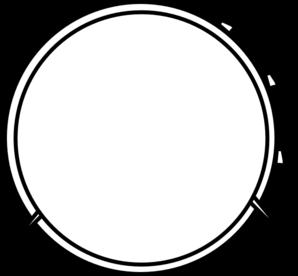 298x276 Bass Drum Clip Art