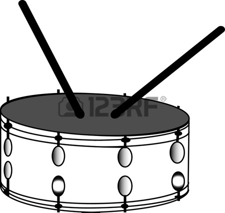 450x426 Broken Snare Drum Royalty Free Cliparts, Vectors, And Stock