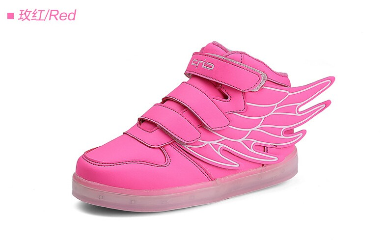 Sneaker With Wings