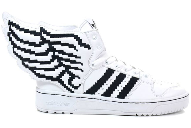 650x435 Adidas Originals X Jeremy Scott Fall 2013 Sneakers
