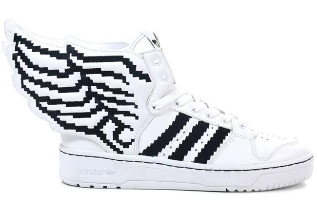 650x435 Adidas Originals X Jeremy Scott Fall 2013 Sneakers