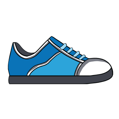 400x400 How To Draw A Shoe
