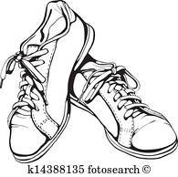 195x194 Running Shoes Clipart Illustrations. 4,365 Running Shoes Clip Art
