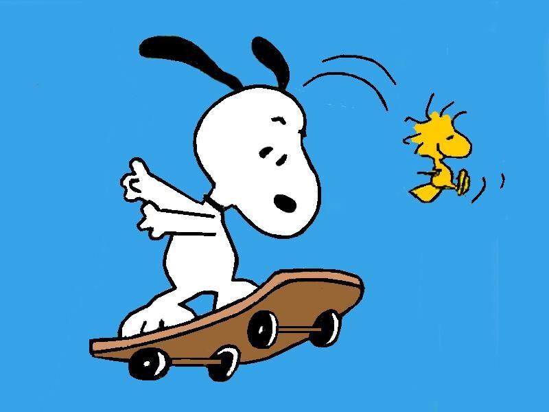 800x600 Funny Snoopy Dog