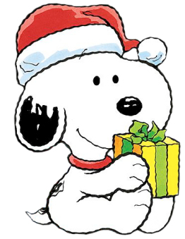 262x339 Christmas Baby Snoopy Cartoon Clipart Image I Love Cartoonscom