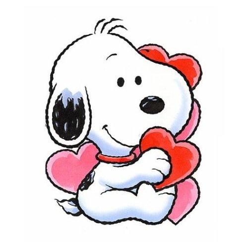 500x500 Peanuts Valentine S Clipart