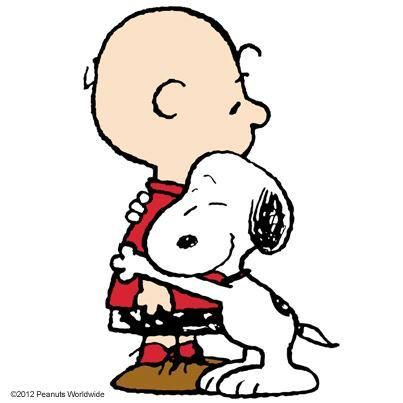 403x403 Sending You A Snoopy Hug! Lt3 The Peanuts Gang