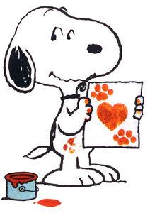 212x300 Snoopy Clip Art