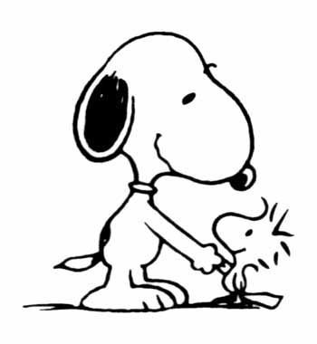 350x380 The Best Snoopy Clip Art Ideas Merry Christmas