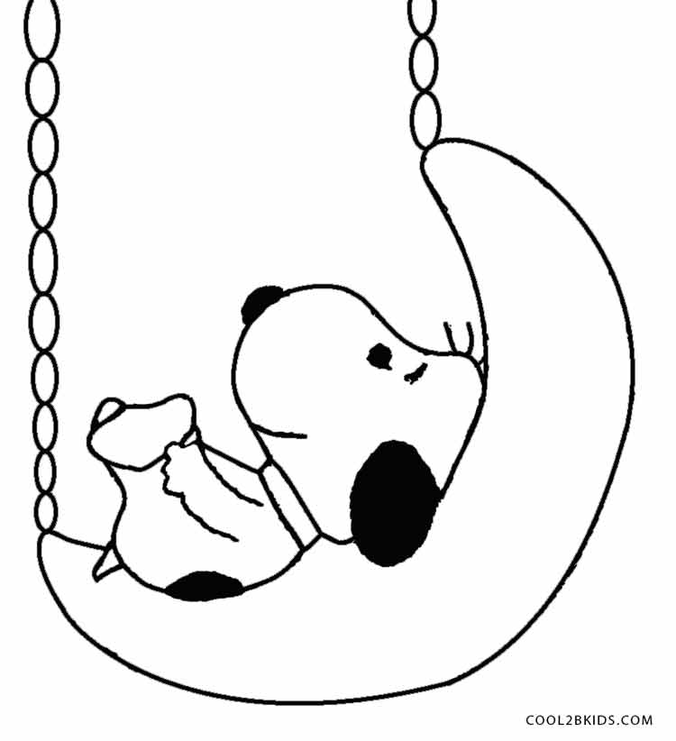 750x822 Baby Snoopy Clipart