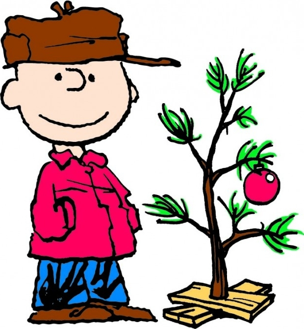 620x670 Charlie Brown Christmas Clipart