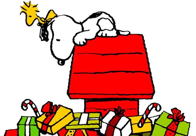 642x445 Happy Snoopy Clip Art