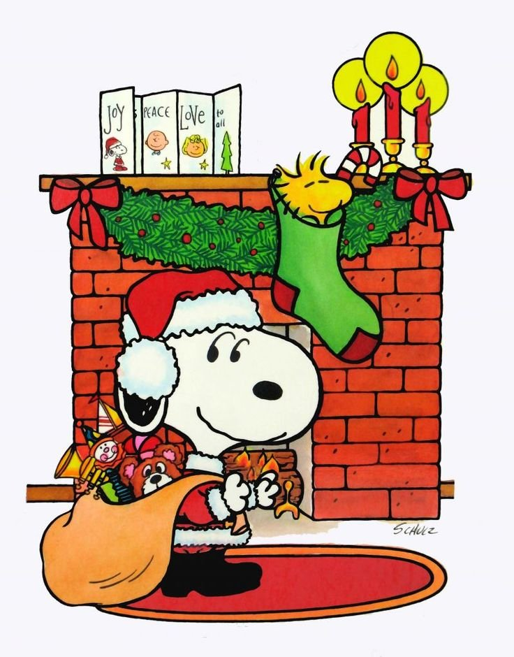 736x940 Snoopy Christmas Pictures Template Template Design