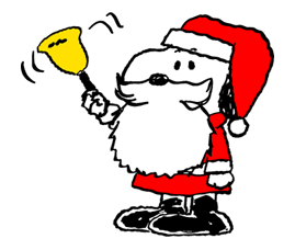 269x228 Snoopy Christmas Stickers Design Ideas