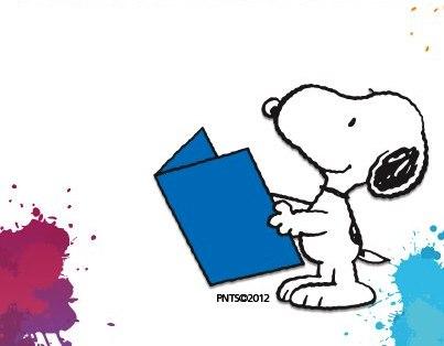 403x314 Clip Art Reading, School . Peanuts Gang Class Clip Art