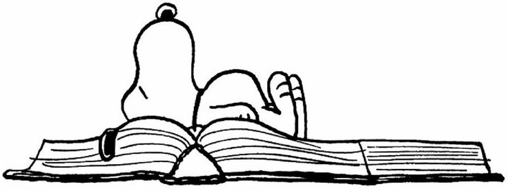 736x277 Sleeping Clipart Snoopy