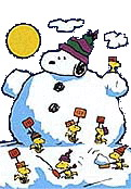 121x174 Snoopy Clipart