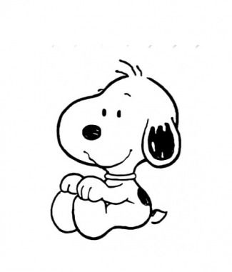 325x381 Baby Clipart Snoopy