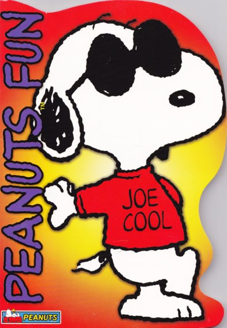444x640 Joe Cool Snoopy Says No Way Collection On Ebay!