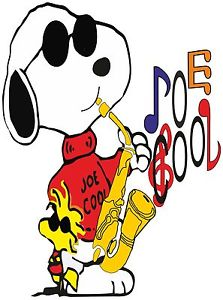 223x300 Joe Cool Snoopy T Shirt Woodstock Saxaphone Jazz Northern Soul