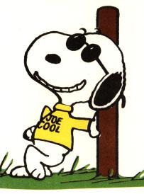 203x274 Joe Cool Peanuts Wiki Fandom Powered By Wikia