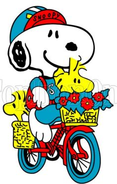 236x370 Snoopy Summer Clipart