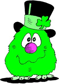 Snoopy St Patricks Day Clipart