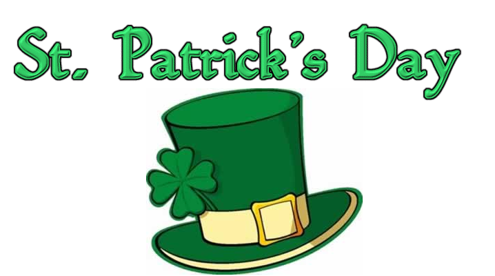 718x400 Bee Clipart St Patrick's Day