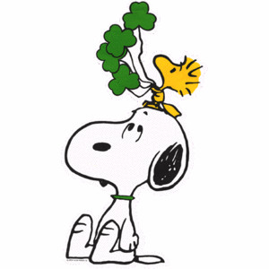 300x300 Snoopy Clipart St Patricks Day