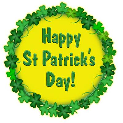 400x400 St Patricks Day Snoopy St Patrick Clipart