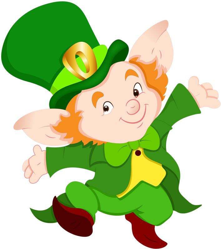 708x800 416 Best St. Patrick's Day Images Gifs, Bunnies
