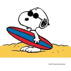 236x236 Summer clipart snoopy