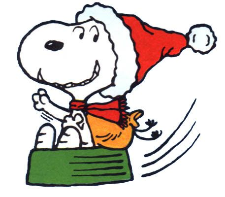 457x400 Winter clipart snoopy