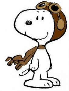 227x300 World Famous Artist Snoopy amp Friends Snoopy