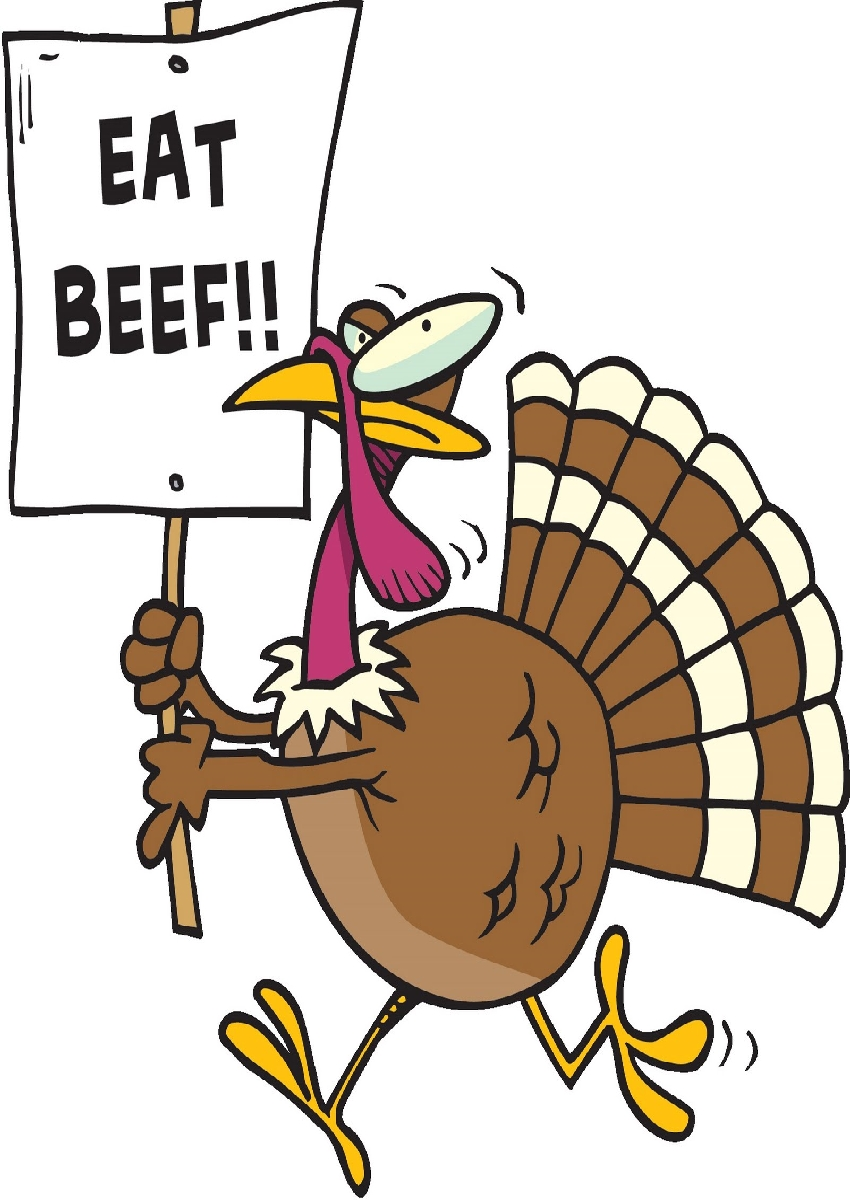 850x1200 Funny Thanksgiving Clip Art