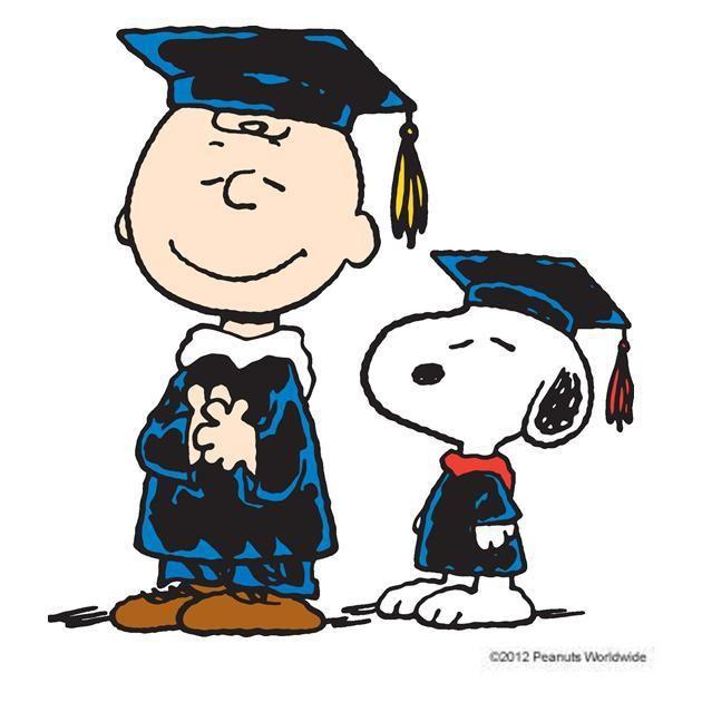 630x630 Snoopy Graduation Clip Art