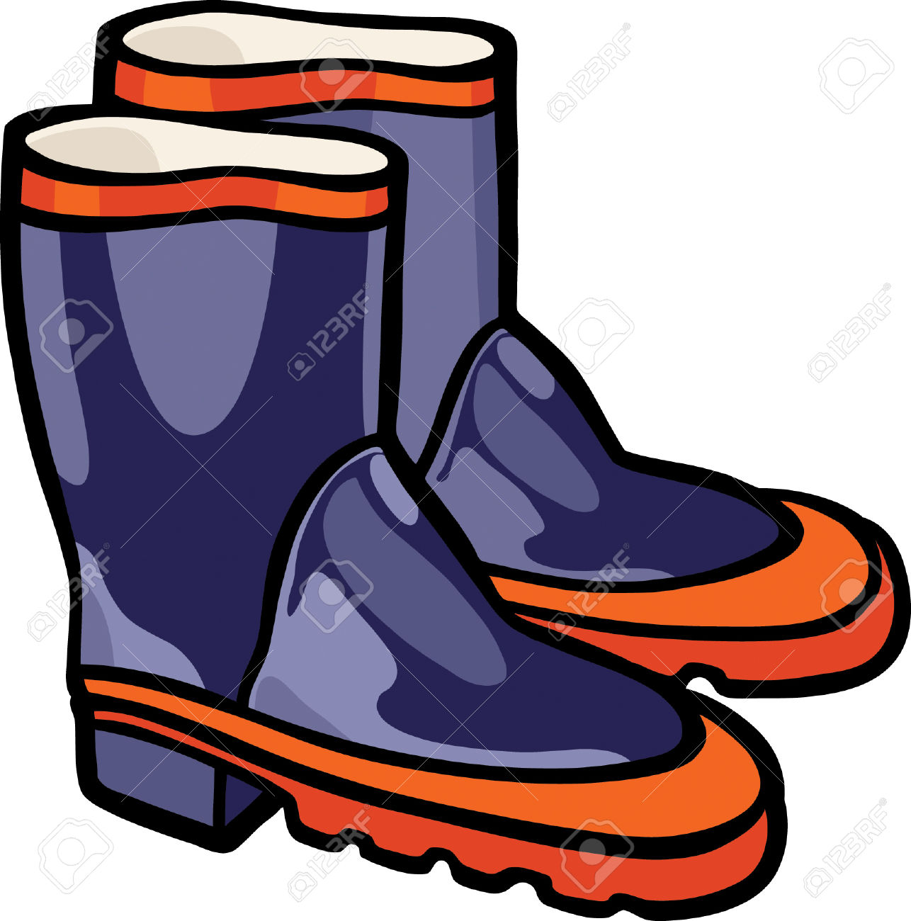 1286x1300 Boots Clipart Galosh