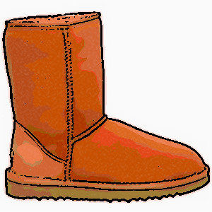 300x300 Boots Clipart Uggs