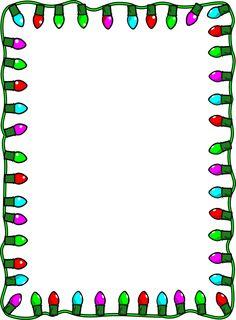 236x320 Free Christmas Clip Art Borders