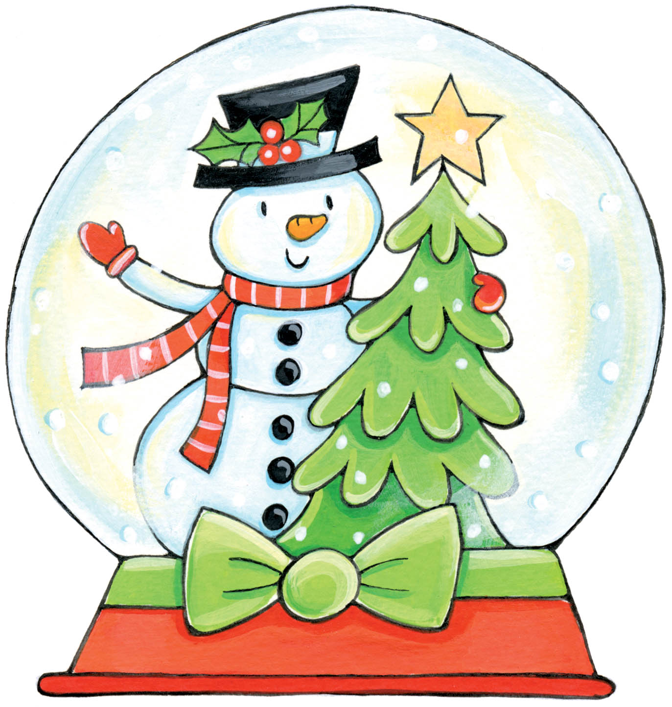 1373x1445 Snow Globe Animated Clip Art Christmas Snow Globes Clip Art