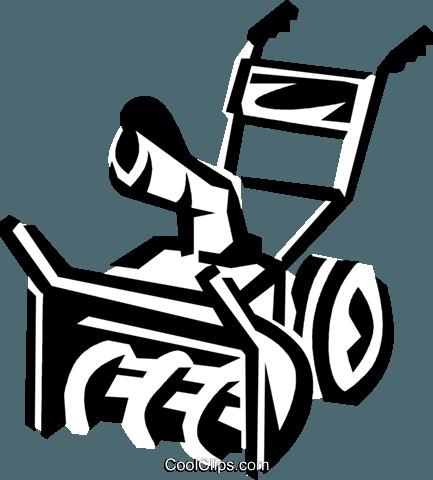 433x480 Snow Blower Clipart 101 Clip Art