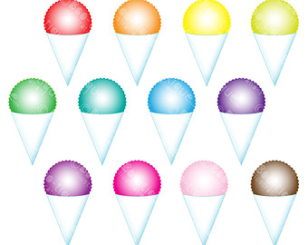 340x270 Snow Cone Clip Art Many Interesting Cliparts
