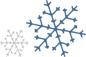 300x201 Free Christmas Clipart Snowflakes Dayasriod Top