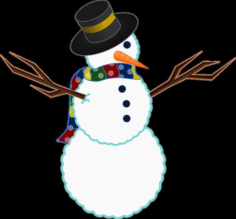 776x720 Twigs Snowman Clipart, Explore Pictures