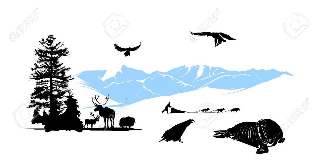 1300x682 Alaska Clipart