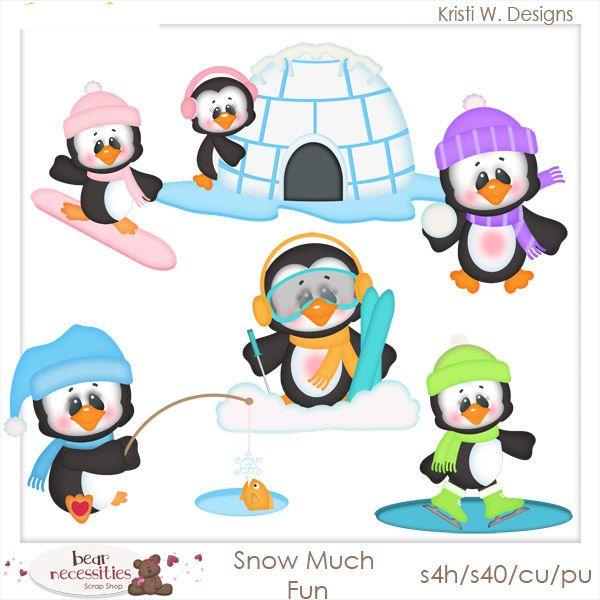 Snow Clipart Images