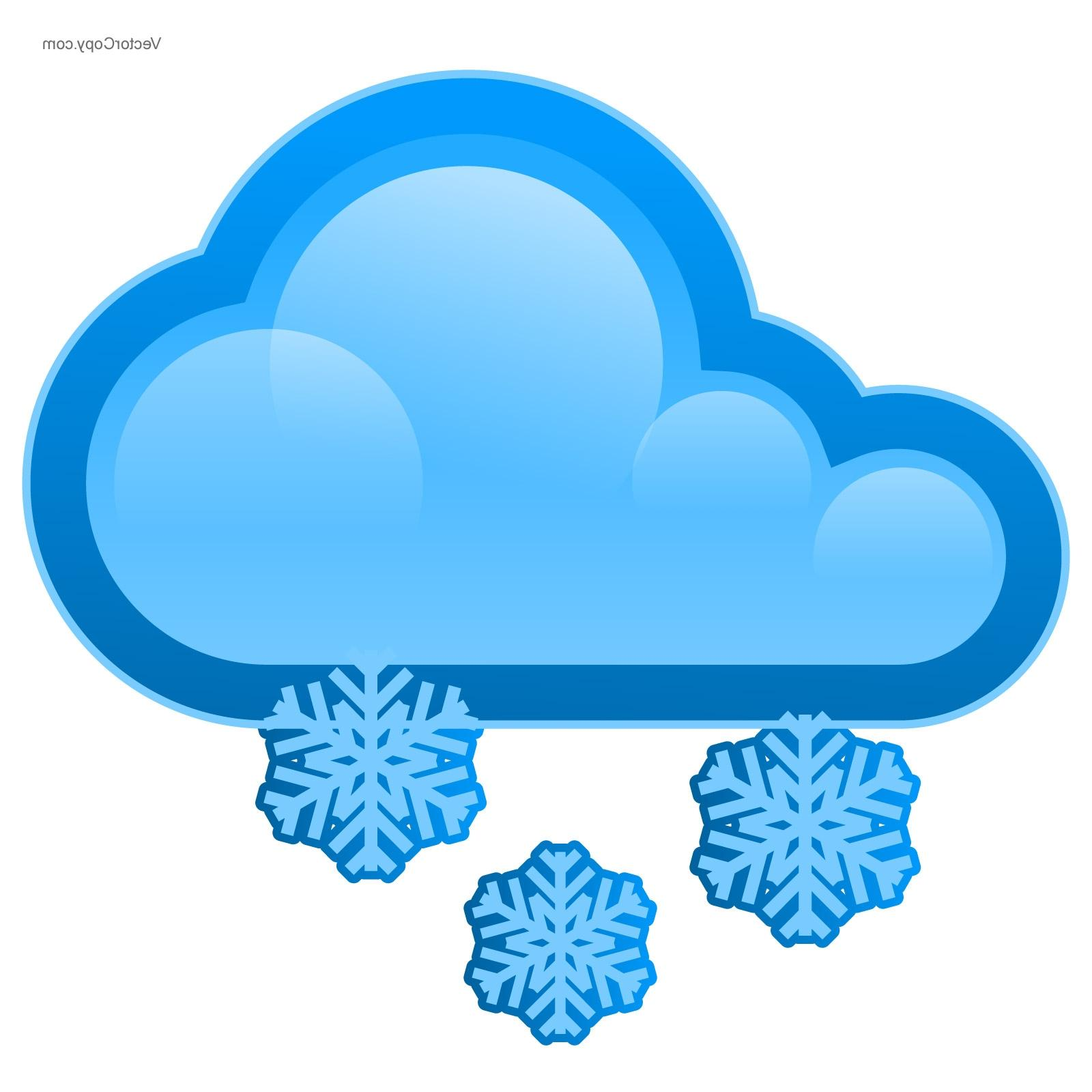 1600x1600 Top Snow Clipart Weather Icon Pictures