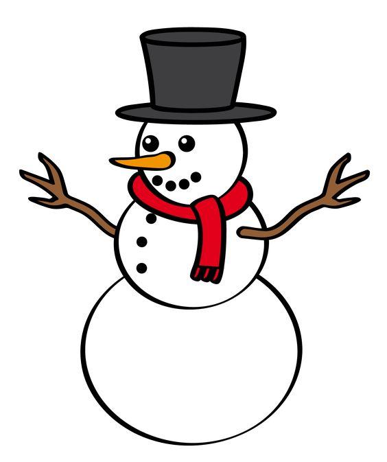 564x673 Snow Clip Art