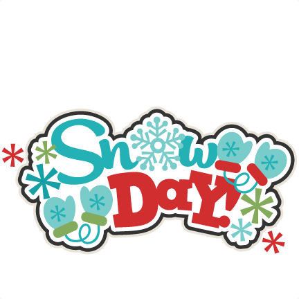 432x432 Snow Day Clipart