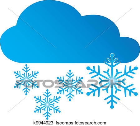 450x405 Clipart Of Icon Snow K9944923